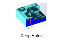 Deep Holes in Drilling