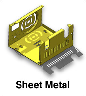 Design for Manufacturing Guidelines Sheet Metal