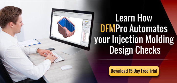 DFMPro for Injection Molding Checks
