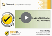 What's new in DFMPro for Creo_Prashant