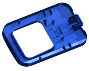 DFMPro for Creo Injection Molding Module