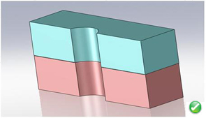 Design For Assembly - hole alignment guidelines