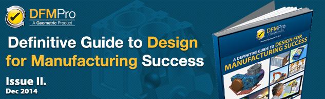 DFM Guidebook covering Casting Design Guidelines