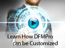 DFMPro Customization
