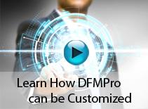 DFMPro Customization