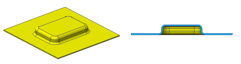 dfmpro provides sheet metal design guidelines rh dfmpro geometricglobal com Sheet Metal Design PDF Sheet Metal Wall Panels