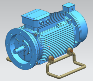 electromechanical part design