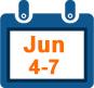 SPLM June 4-7