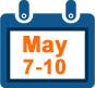 May 7-10 NPE
