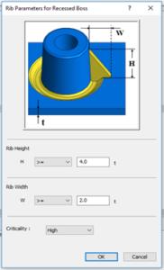 Configuration of the Design Parameters