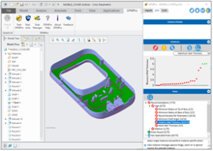 DFMPro Add-in for Creo Parametric