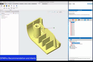 design for manufacturing software demo